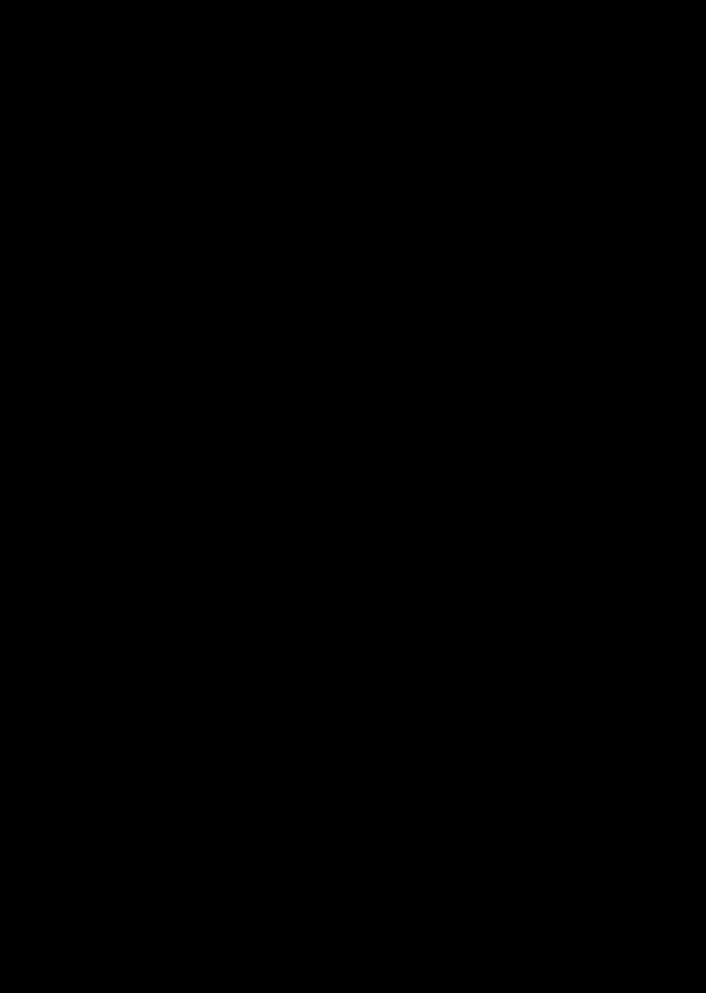 【エロ同人 FGO】土下座をして巨乳の褐色不夜城のキャスター顔を上げるとふたなりレズになっていたwww【熊掌社 エロ漫画】 (3)