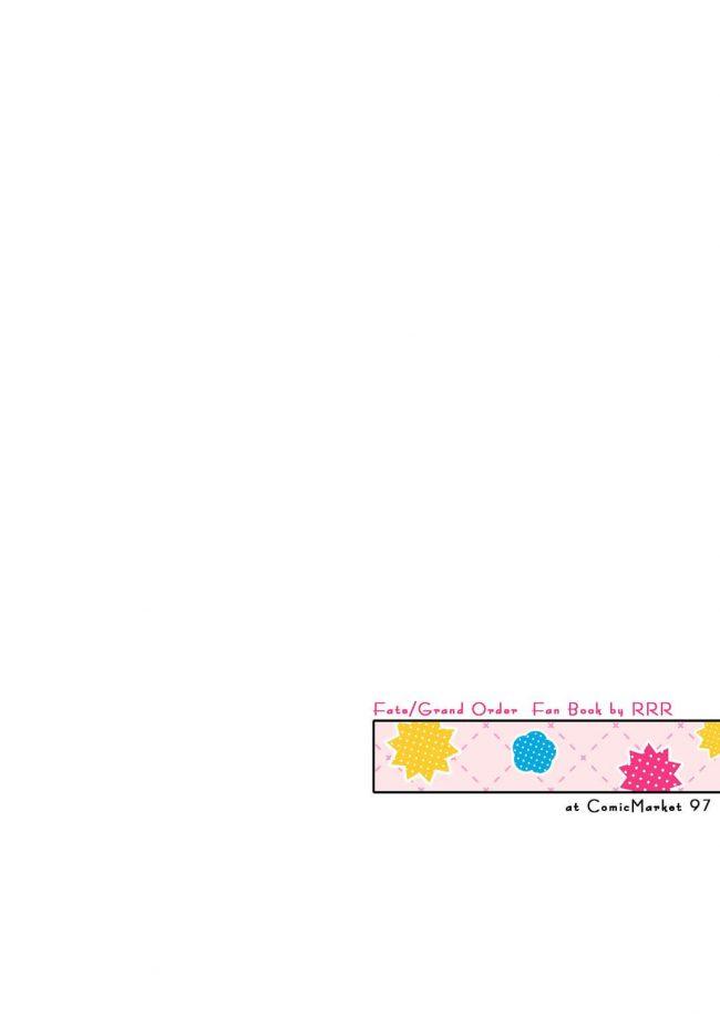 【エロ同人 FGO】ラブコメヒロインなセーラー服沖田さんの日常を描いたほのぼのコメディなフルカラー漫画集!【無料 エロ漫画】 (30)